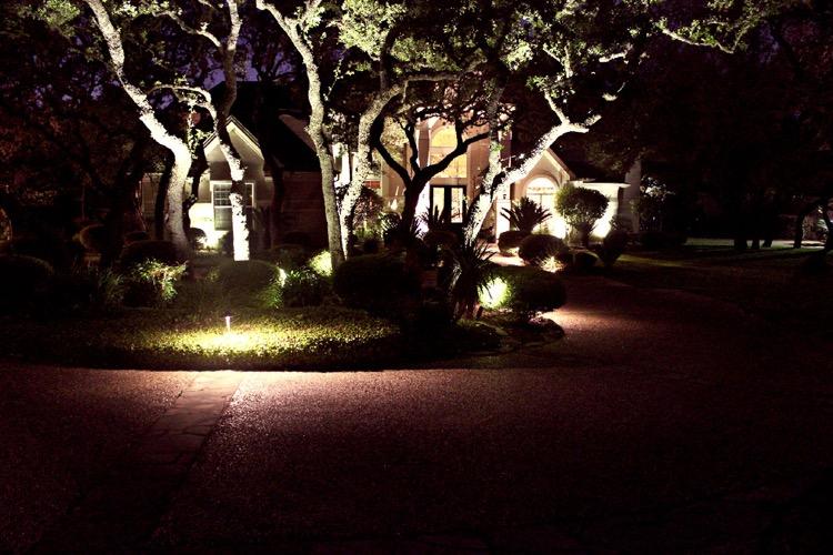 Home Exterior Lighting